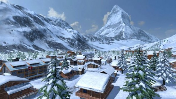 Ski Region Simulator PC Crack