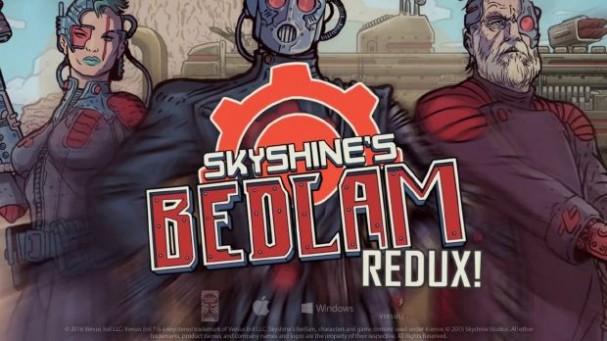 Skyshine's BEDLAM REDUX Free Download