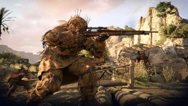Sniper Elite 3 PC Crack
