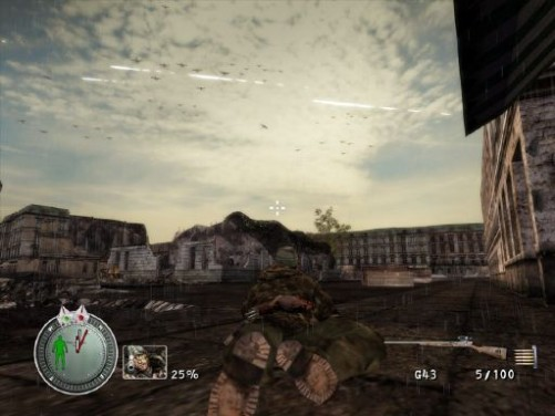 Sniper Elite PC Crack