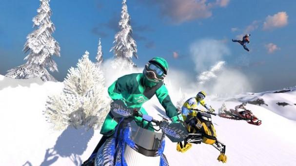 Snow Moto Racing Freedom Torrent Download