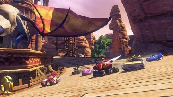 Sonic & All-Stars Racing Transformed Torrent Download