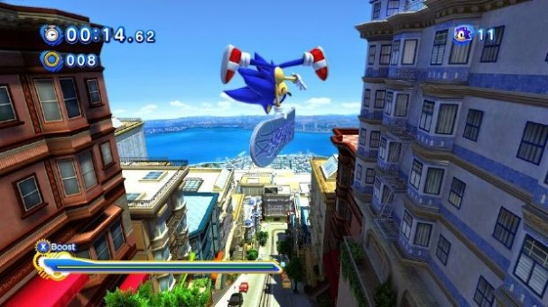 Sonic Generations PC Crack