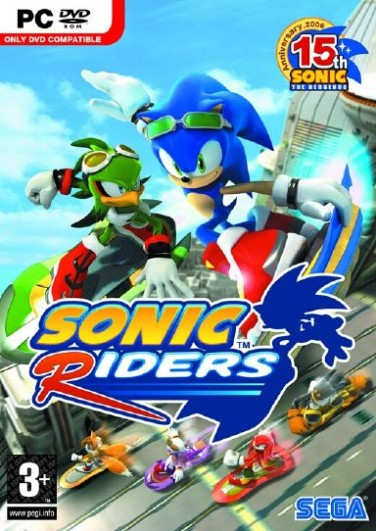 Sonic Riders Game Free Download - IGG Games !