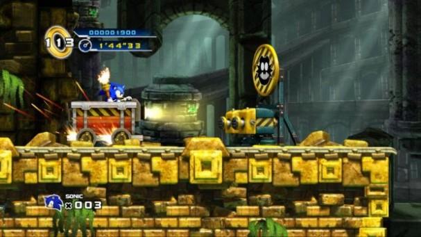 Sonic the Hedgehog 4 - Episode I PC Crack