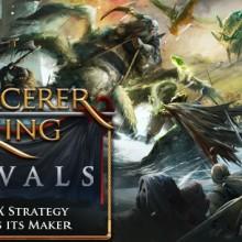 Sorcerer King: Rivals Game Free Download