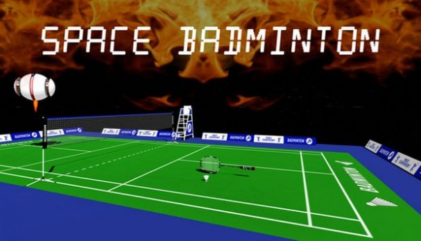 Space Badminton VR Free Download