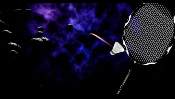 Space Badminton VR PC Crack