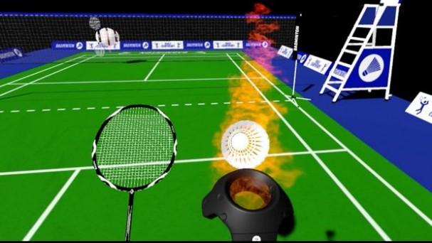 Space Badminton VR Torrent Download