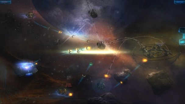 SPACE BATTLE: Humanity PC Crack
