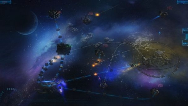 SPACE BATTLE: Humanity Torrent Download