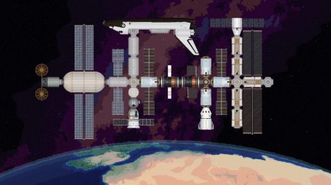 Space Station Continuum PC Crack