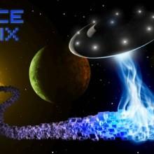 Space Xonix Game Free Download