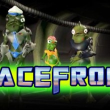 SpaceFrog VR Game Free Download