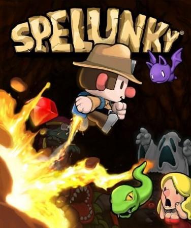Spelunky HD Free Download