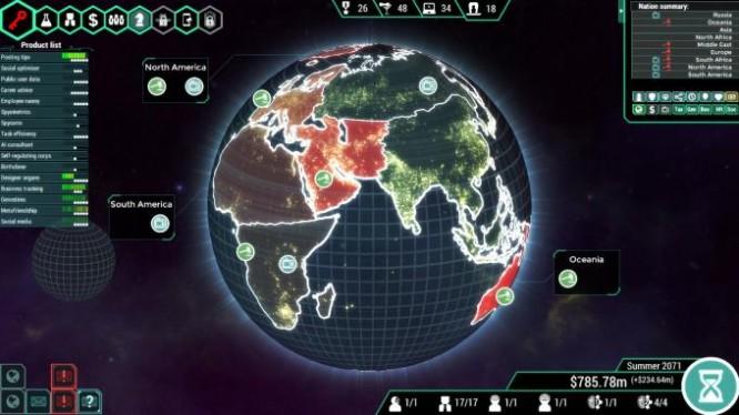 Spinnortality   cyberpunk management sim Torrent Download