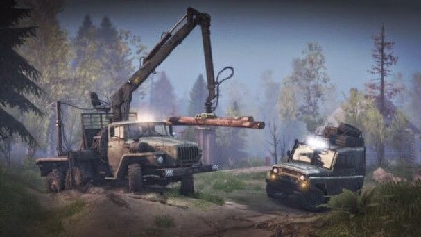 SPINTIRES Torrent Download