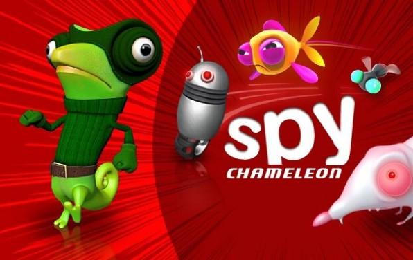 Spy Chameleon RGB Agent Free Download