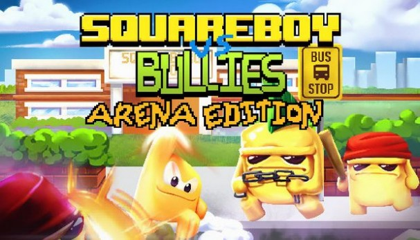 Squareboy vs Bullies: Arena Edition Free Download