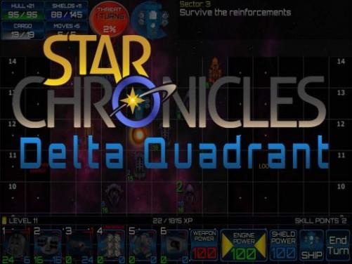 Star Chronicles: Delta Quadrant Free Download