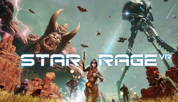 Star Rage VR Free Download