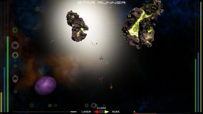 Star Runner PC Crack