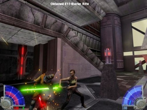 Star Wars Jedi Knight: Jedi Academy Torrent Download