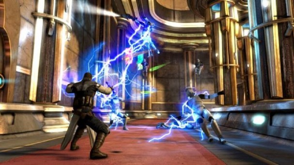 STAR WARS The Force Unleashed II PC Crack