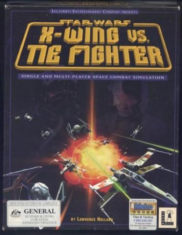 STAR WARS X-Wing vs TIE Fighter Free Download