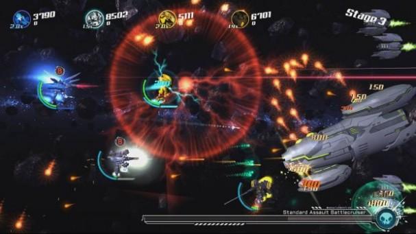Stardust Galaxy Warriors: Stellar Climax Torrent Download