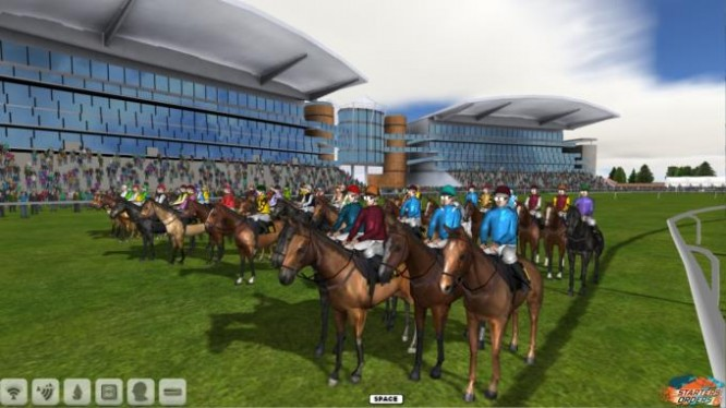 Starters Orders 6 Horse Racing PC Crack