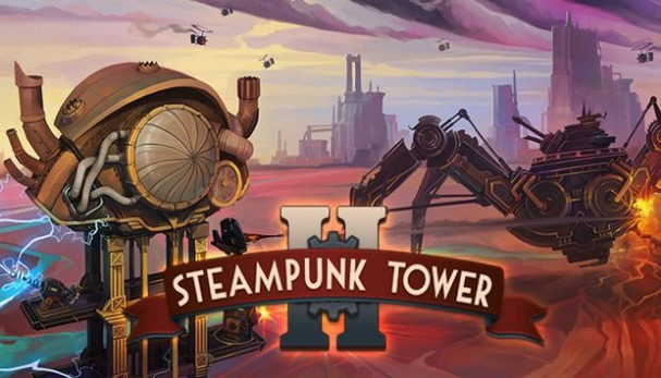 Steampunk Tower 2 Free Download