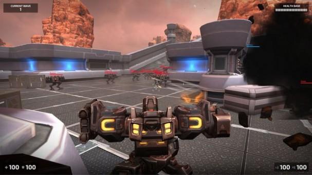 Steel Arena: Robot War PC Crack