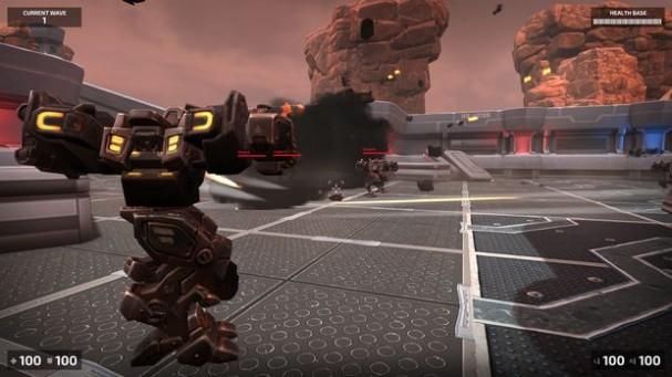 Steel Arena: Robot War Torrent Download