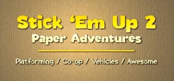 Stick 'Em Up 2: Paper Adventures Free Download