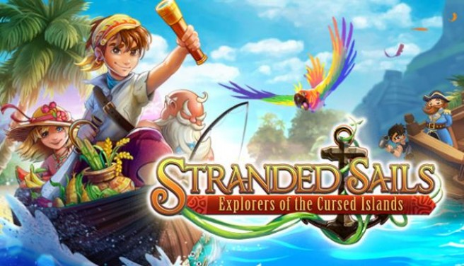 Stranded Sails - Explorers of the Cursed Islands Free Download