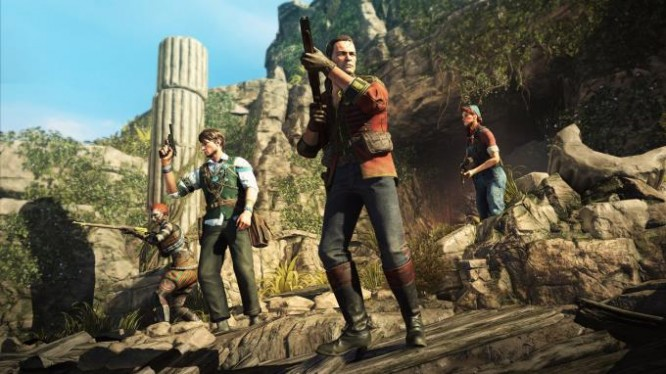 Strange Brigade Torrent Download