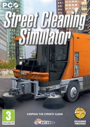 Street Cleaning Simulator Free Download