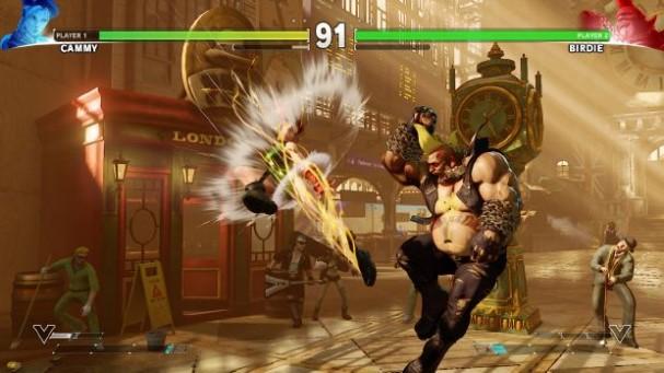Street Fighter V PC Crack