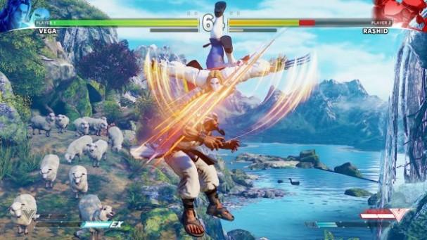 Street Fighter V Torrent Download