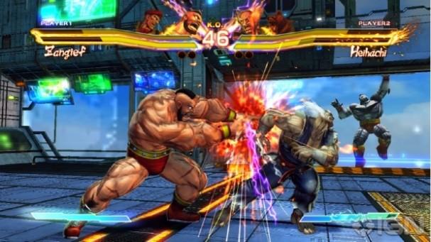Street Fighter X Tekken Torrent Download
