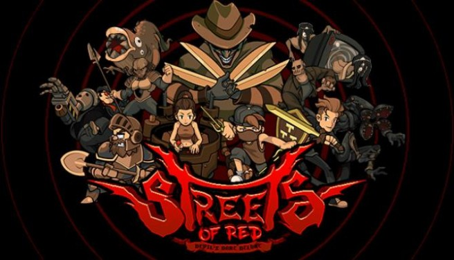 Streets of Red : Devil's Dare Deluxe Free Download