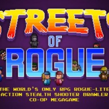 Streets of Rogue (Alpha 67f) Game Free Download