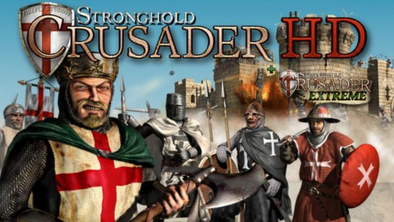 Image result for Stronghold Crusader HD game