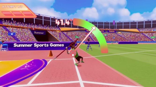 Summer Sports Games PC Crack