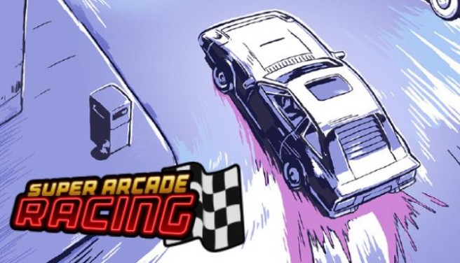Super Arcade Racing Free Download