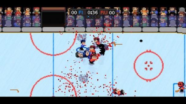 Super Blood Hockey PC Crack