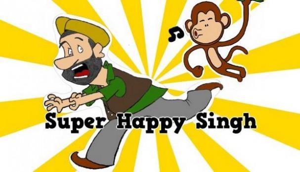 Super Happy Singh Free Download