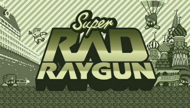 Super Rad Raygun Free Download