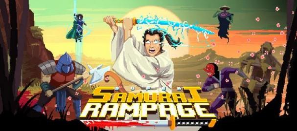 Super Samurai Rampage Torrent Download